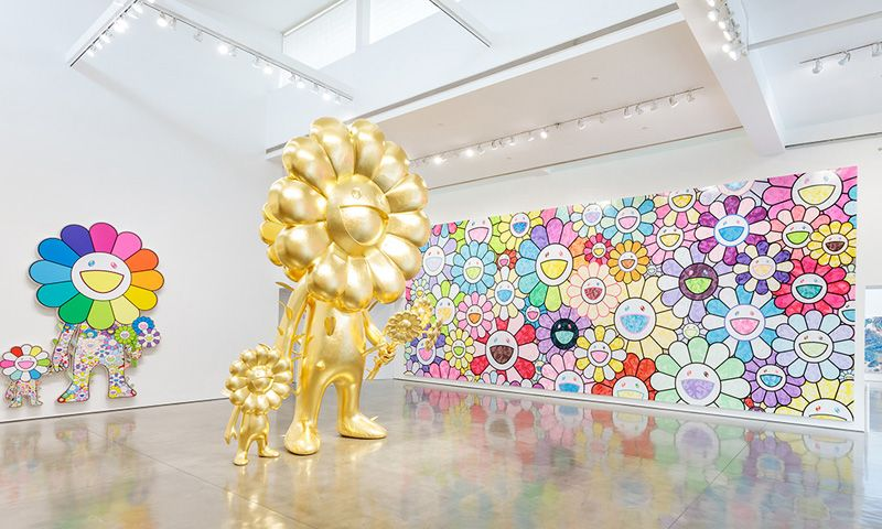 Takashi Murakami S New Show Reveals The Story Behind His Lv