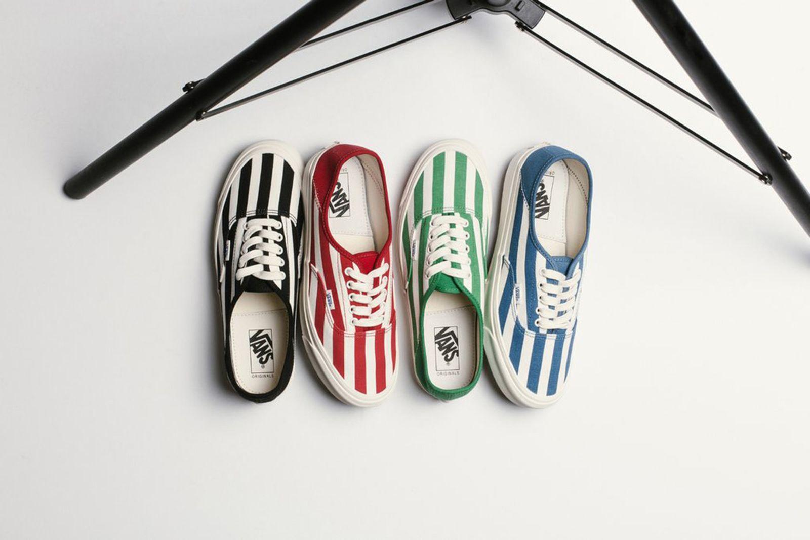 """Vans OG Style 43 LX """"Stripes"""": Where to Buy Now"""