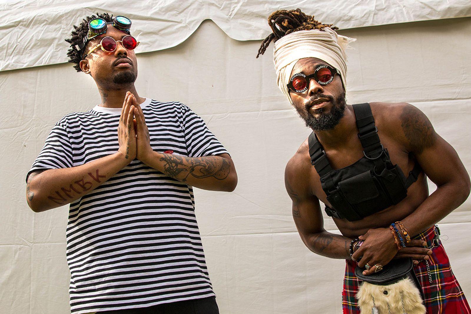 dreamville festival recap 21 Savage 6LACK big sean