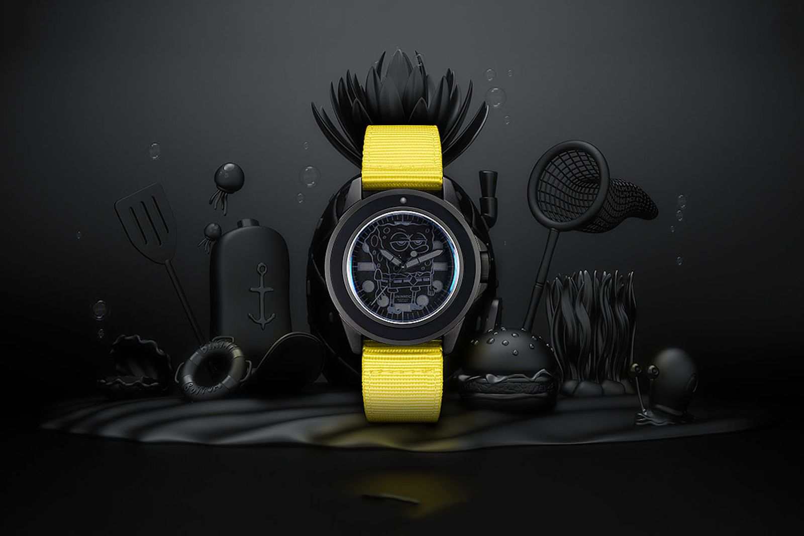 Unimatic U1-SS Watch