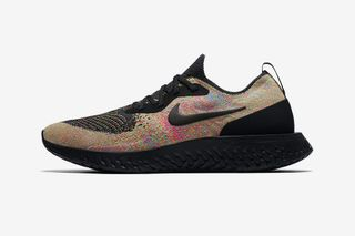 "9f6038cfd6dd Nike s Epic React Flyknit Surfaces in New ""Multicolor"" Colorway"