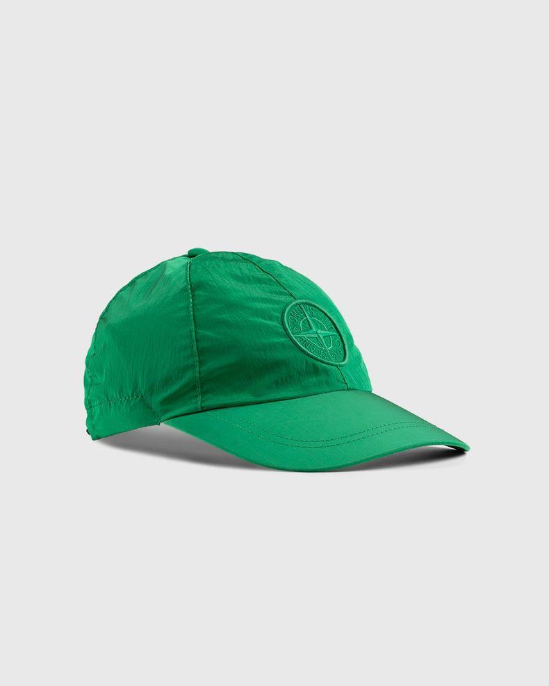 Stone Island – Six Panel Hat Green