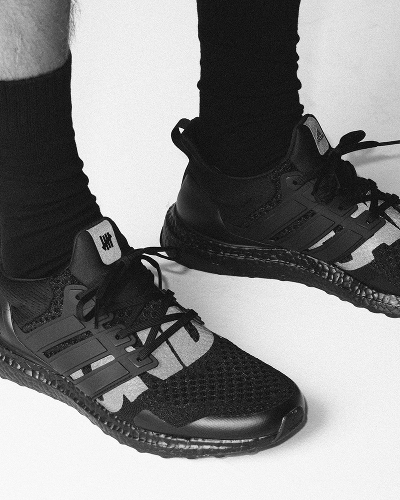 undefeated adidas ultraboost blackout release date price