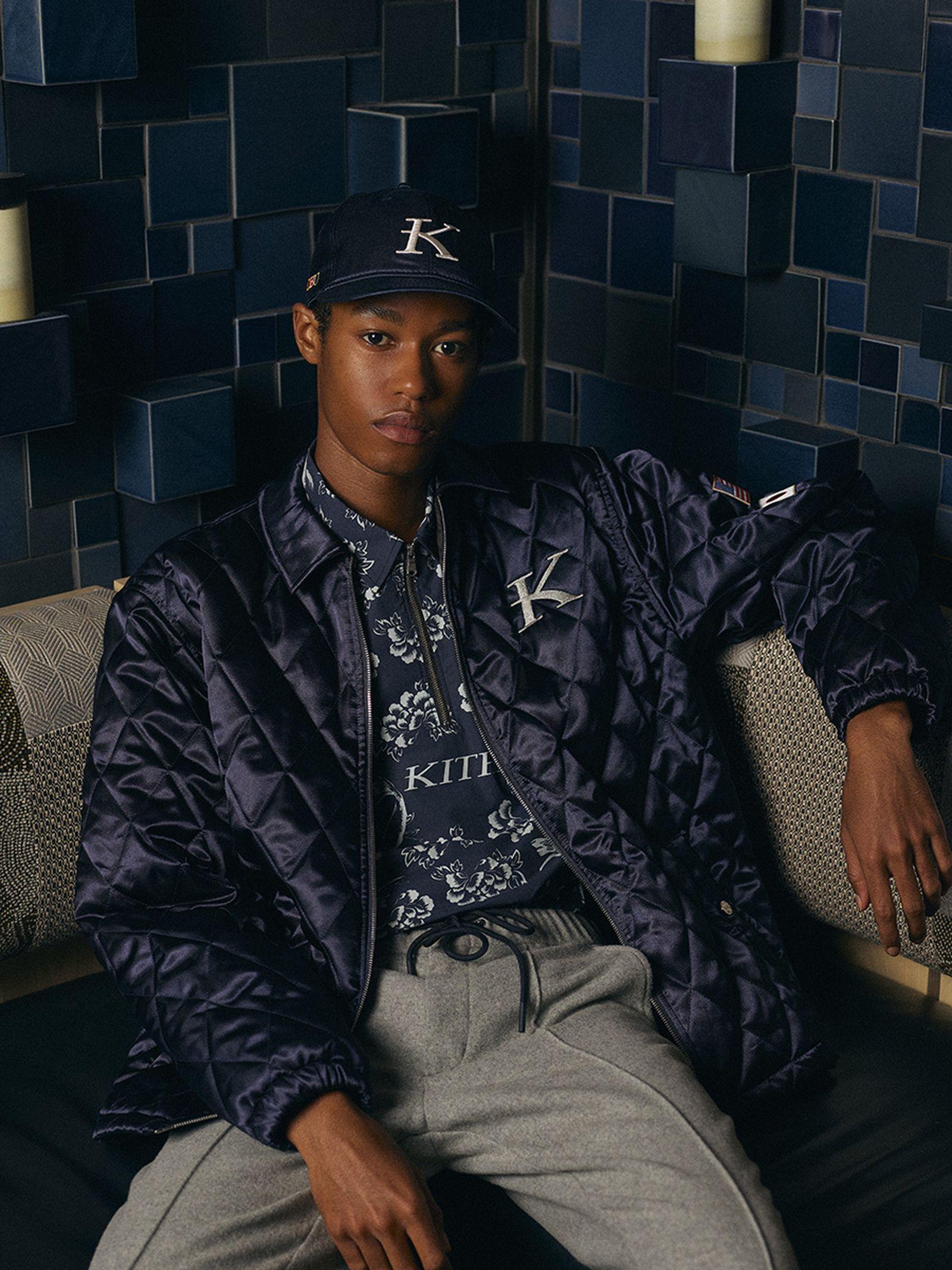 KITH Nobu jacket shirt cap
