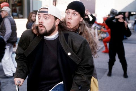 jay and silent bob kevin smith
