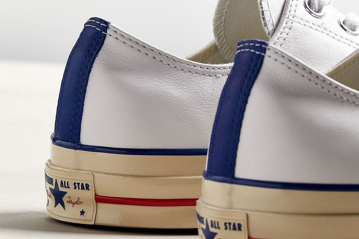 CTAS '70 Low Leather