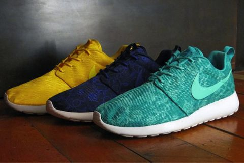 check out 818b7 61914 Nike, 21 Mercer, just revealed these three colorways of the Nike Roshe Run  GPX range. Available for  80 USD, the three available colors are yellow, ...
