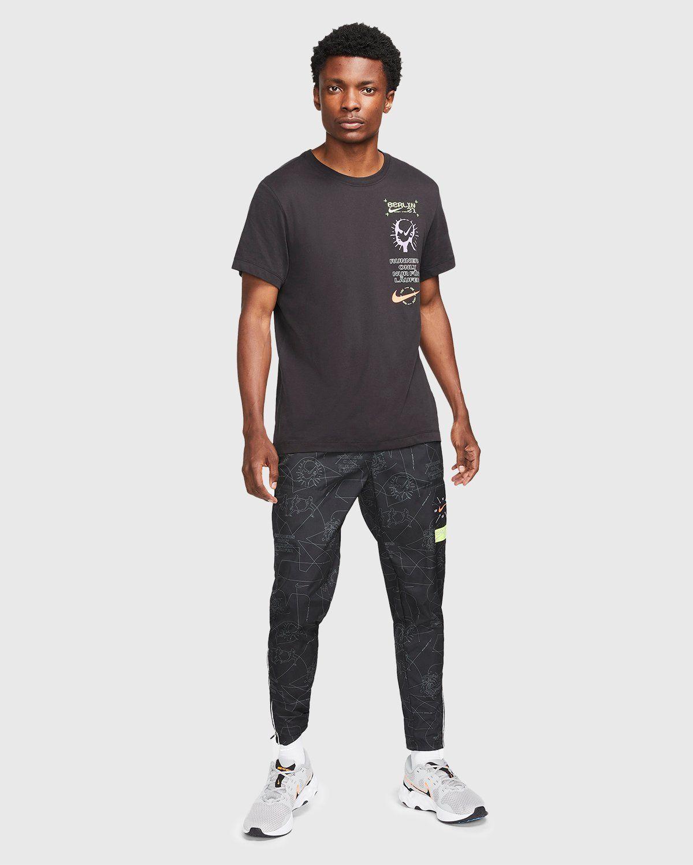 Nike x Highsnobiety – Dri-Fit Berlin T-Shirt Black - Image 5