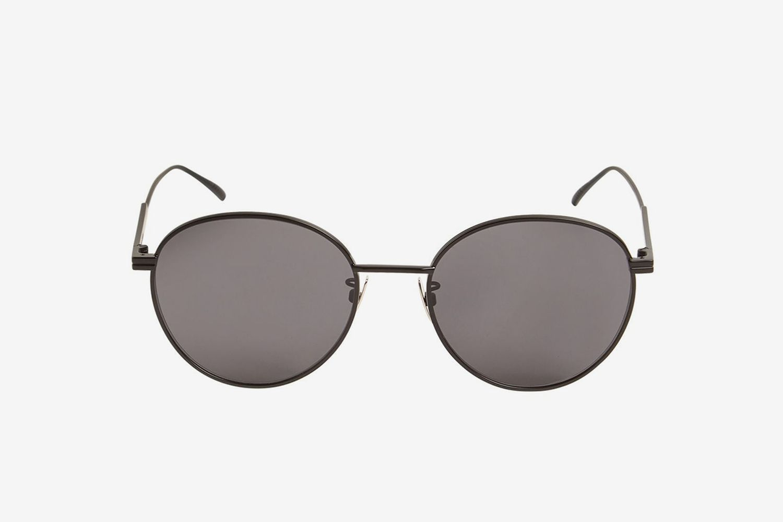 BV1042SA Round Metal Sunglasses