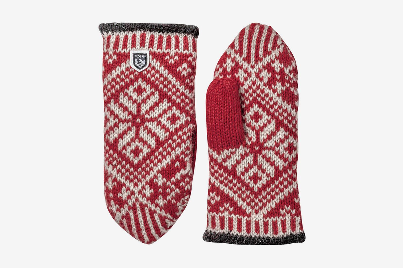 Nordic Wool Mitt Glove
