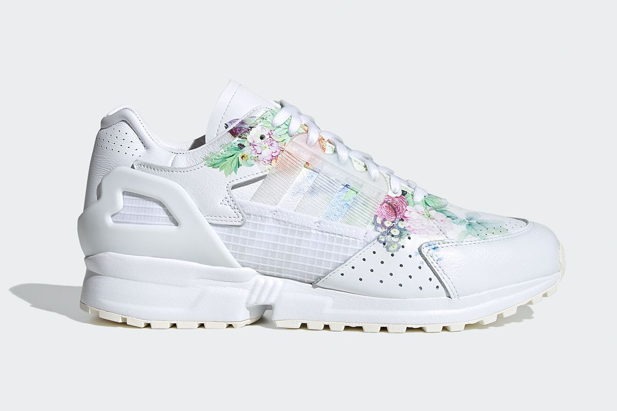 Meissen & adidas' ZX 10,000 C Is Art for Your Feet 14