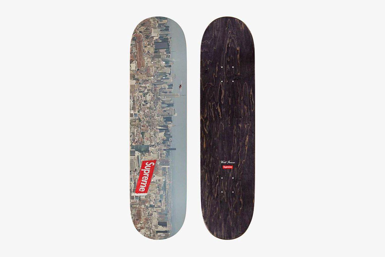 Aerial Skateboard Deck