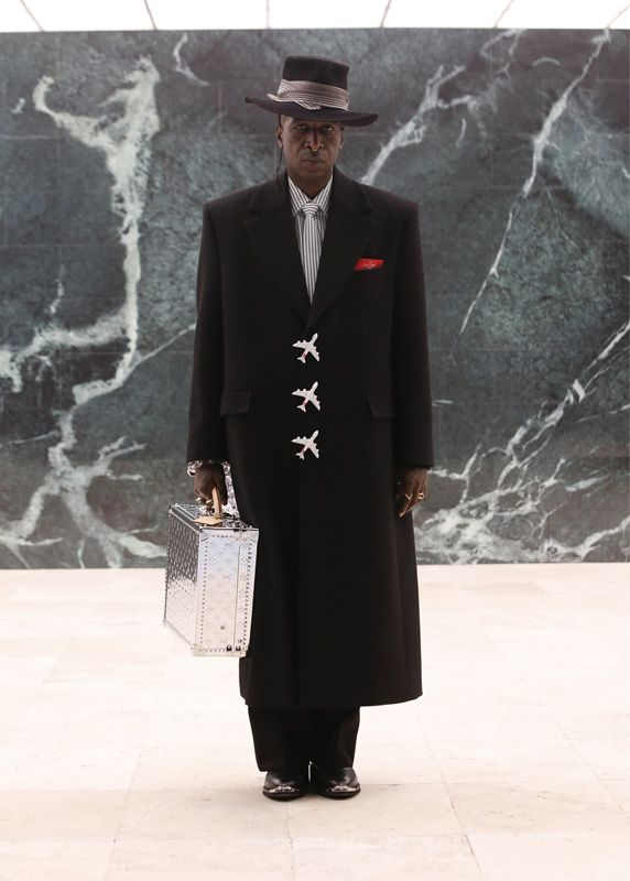Virgil Looks to James Baldwin & Travel for His Most Vital Louis Vuitton Collection Yet