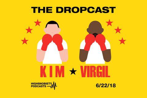 The Dropcast cover main (1) Louis Vuitton paris fashion virgil abloh