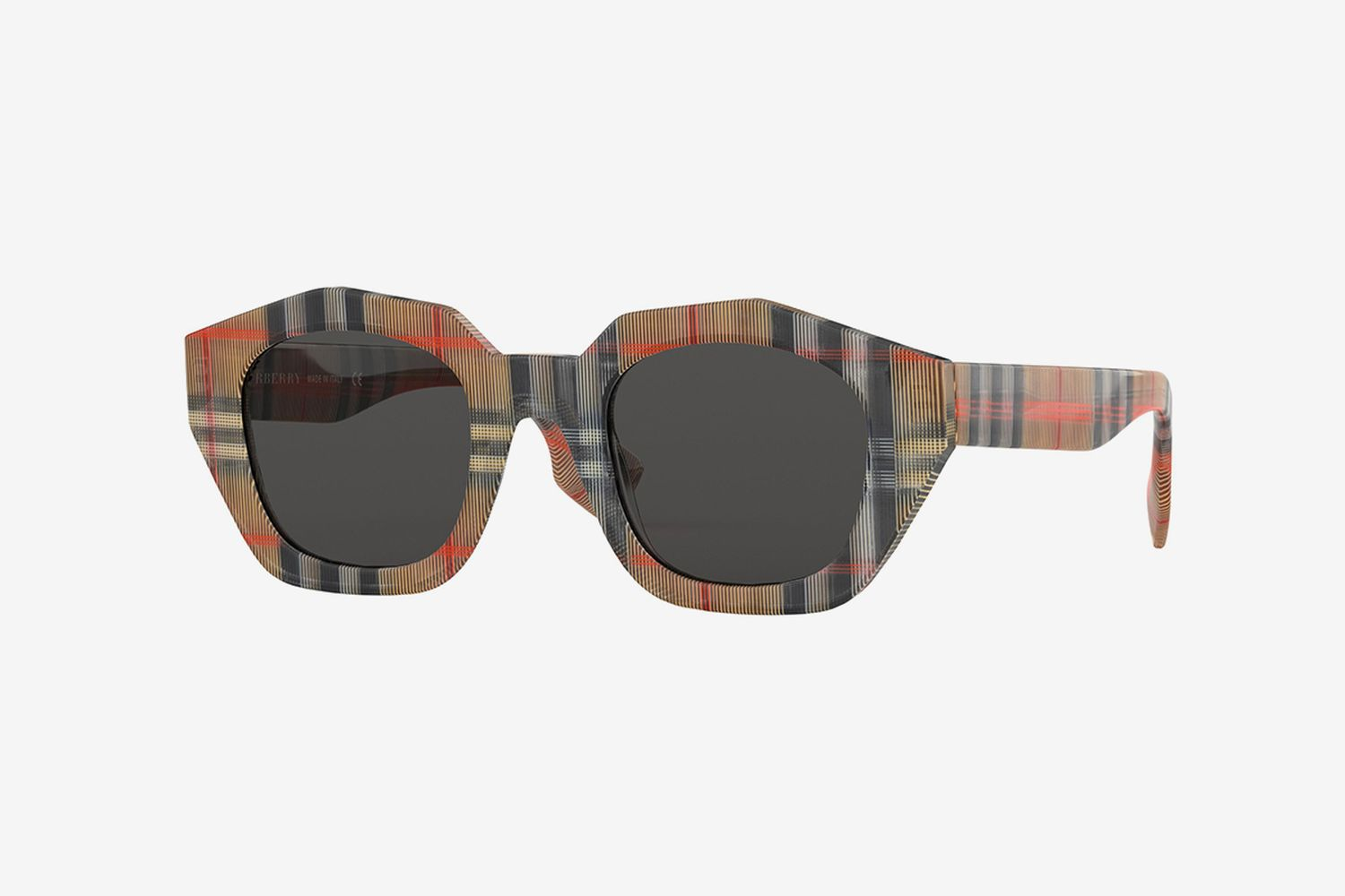 Geometric Vintage Sunglasses