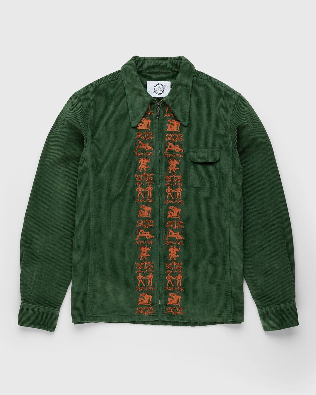 Carne Bollente – Erotic Adventures Jacket Green - Image 1