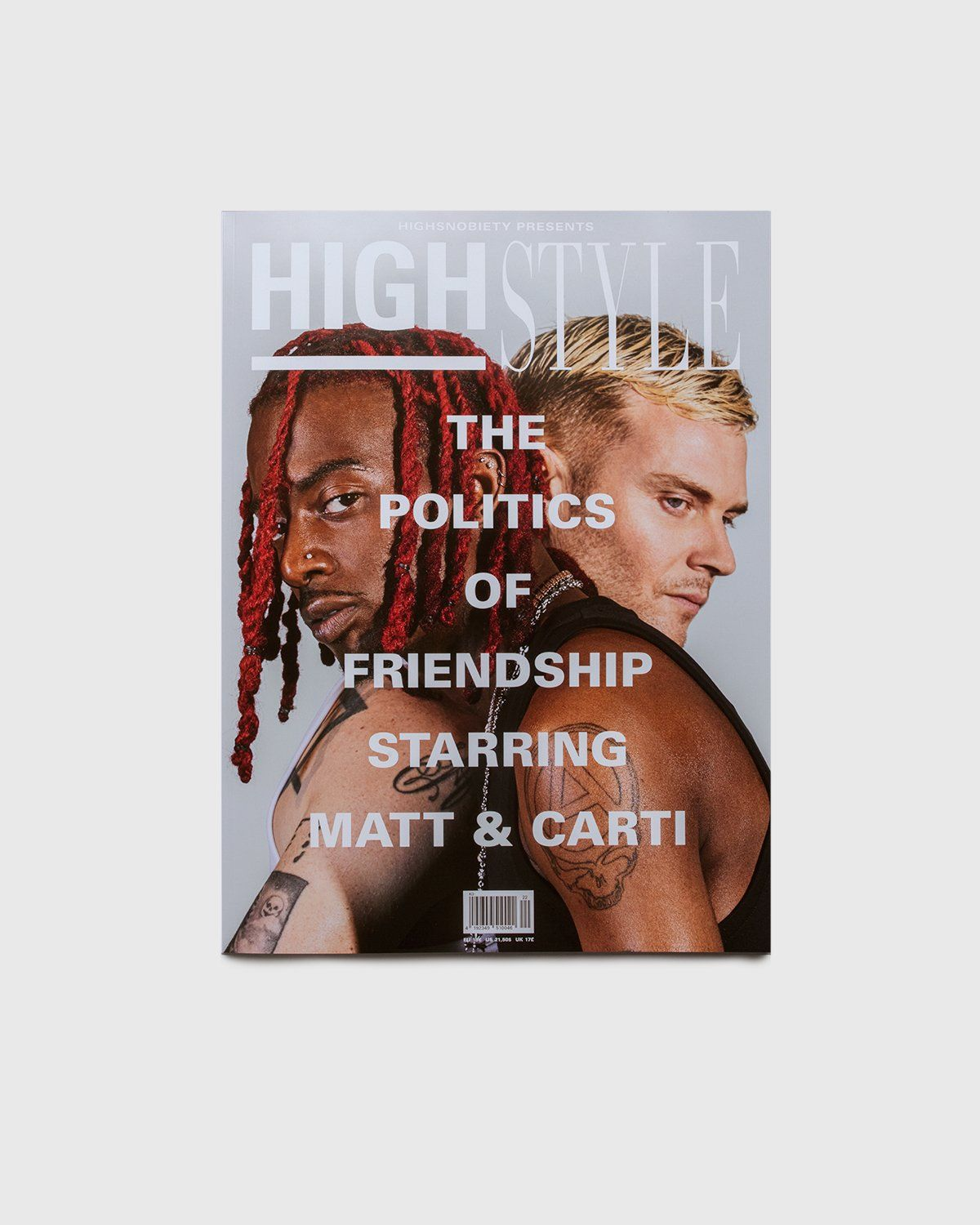 HIGHStyle — A Magazine by Highsnobiety - Image 1