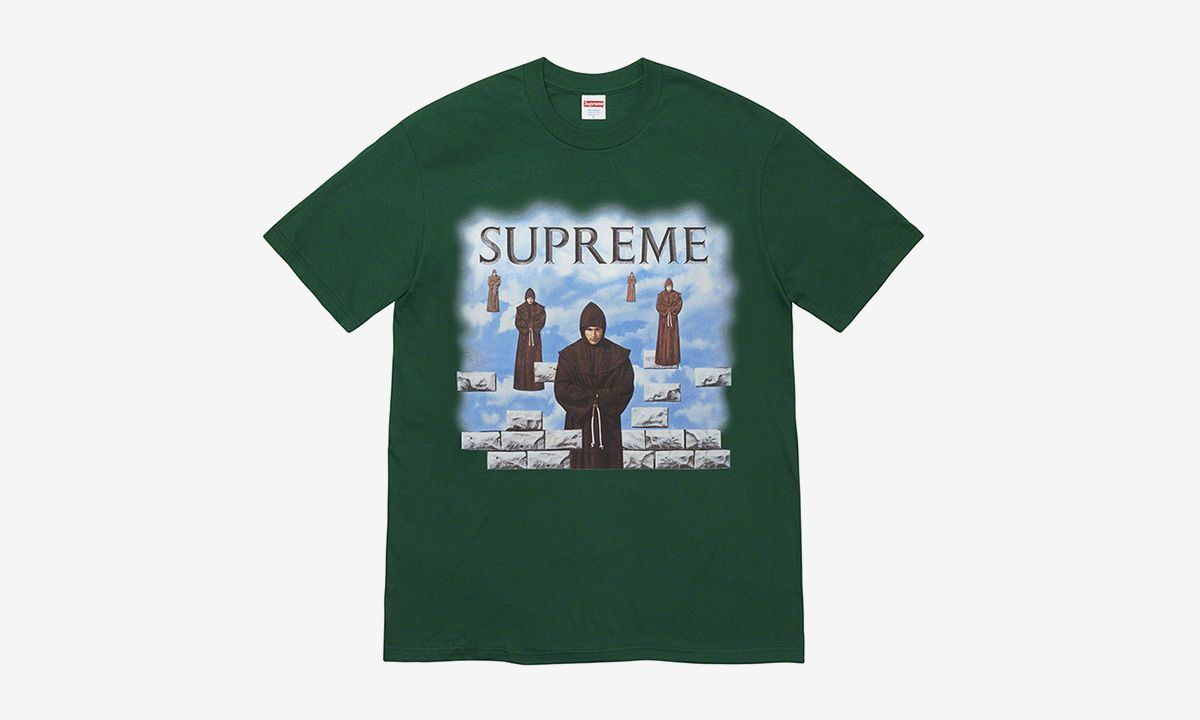 Here's Your First Look at Every T-Shirt & Top in Supreme's Fall/Winter 2019 Collection