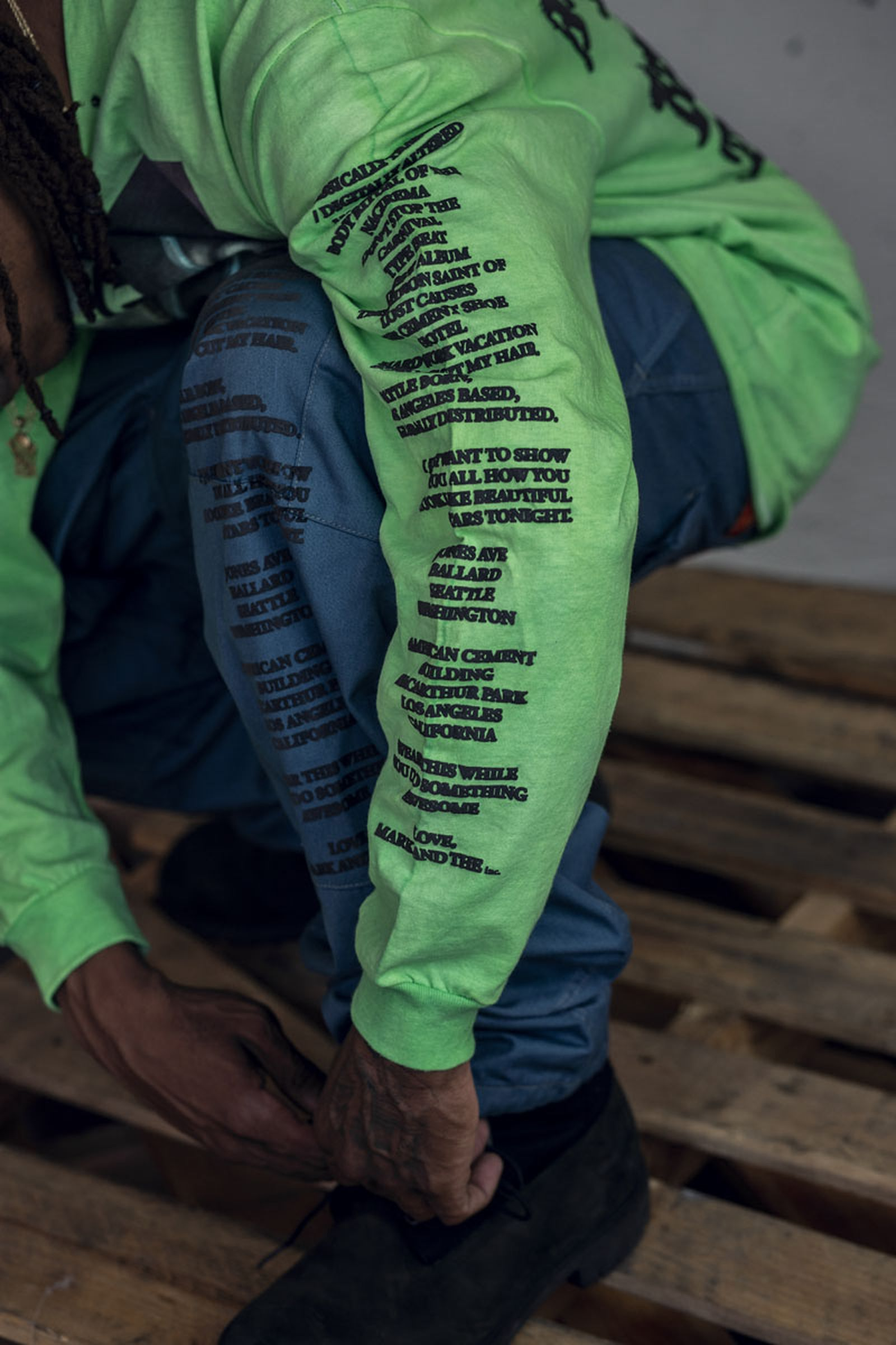 13the incorporated lookbook