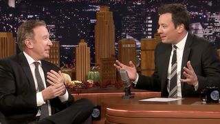 tim allen teases toy story 4 ending The Tonight Show Starring Jimmy Fallon