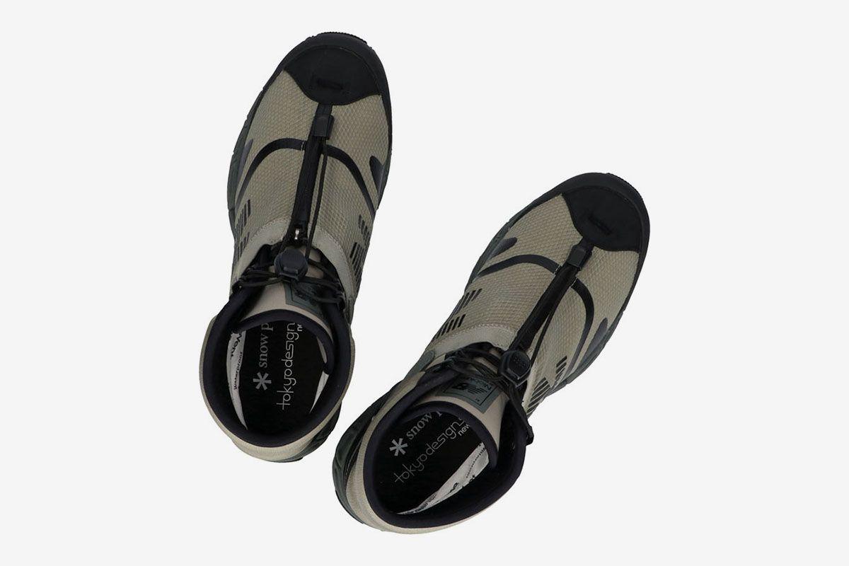 Snow Peak x New Balance Niobium Concept Is Three Shoes in One 36