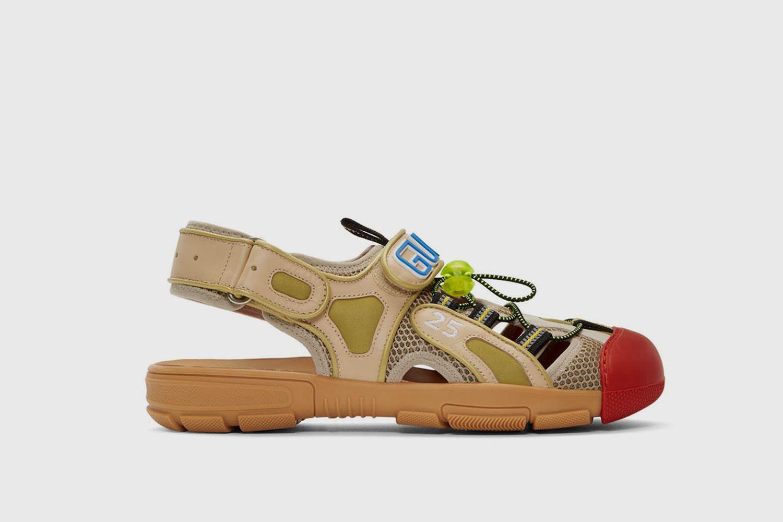 Tinsel Sandals