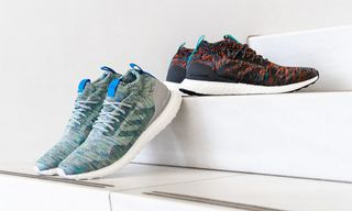 acf7ead38 Finish Line Just Dropped Two Colorful Ultra Boost Mids. Selects Sneakers