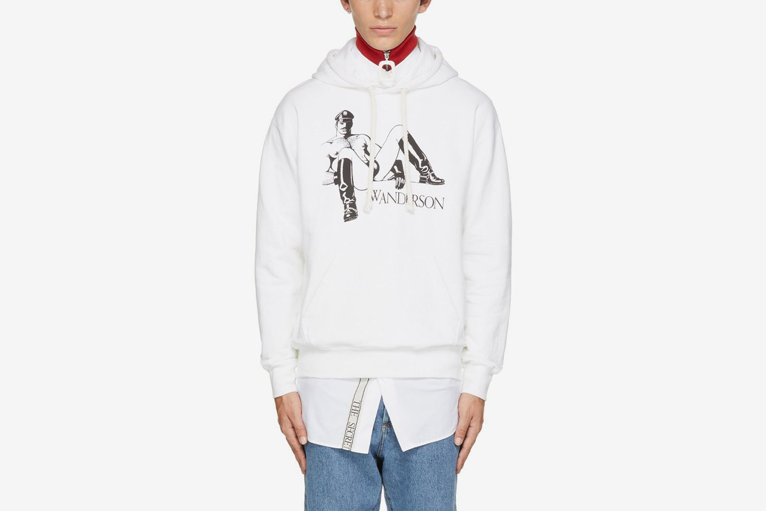 Tom of Finland Classic Hoodie