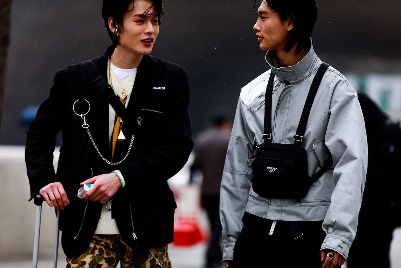 1Seoul street style march paul jeong seoul fashion week