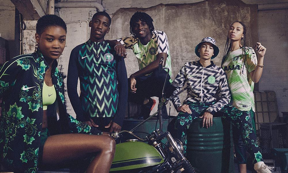 f2d2b62cc7f People Are Now Reselling the Sold Out Nigeria World Cup Kit