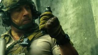 Vin Diesel soldier Bloodshot trailer