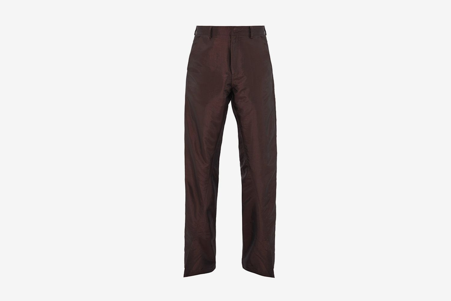 Split Cuffs Technical Trousers
