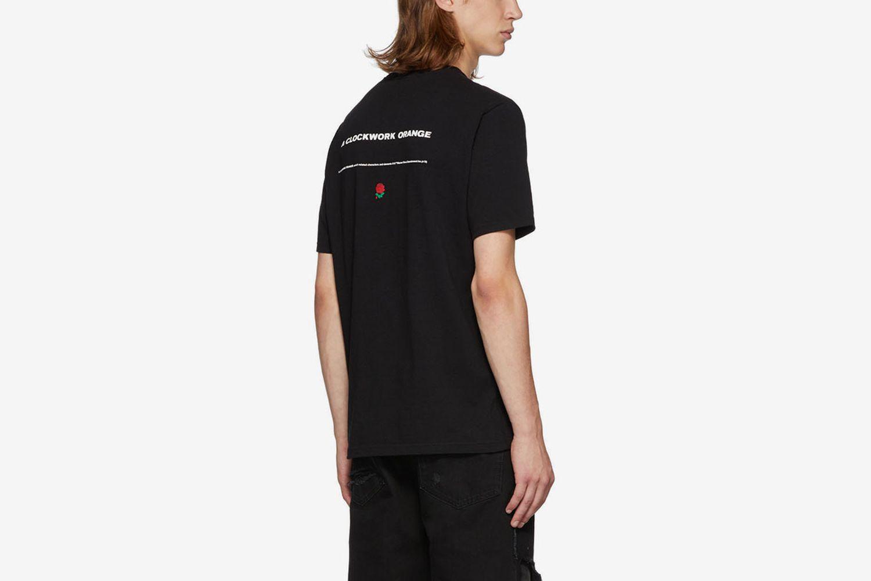 A Clockwork Orange Alex Rose T-Shirt