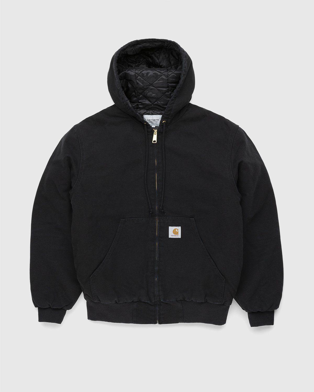 Carhartt WIP – OG Active Jacket Black - Image 1