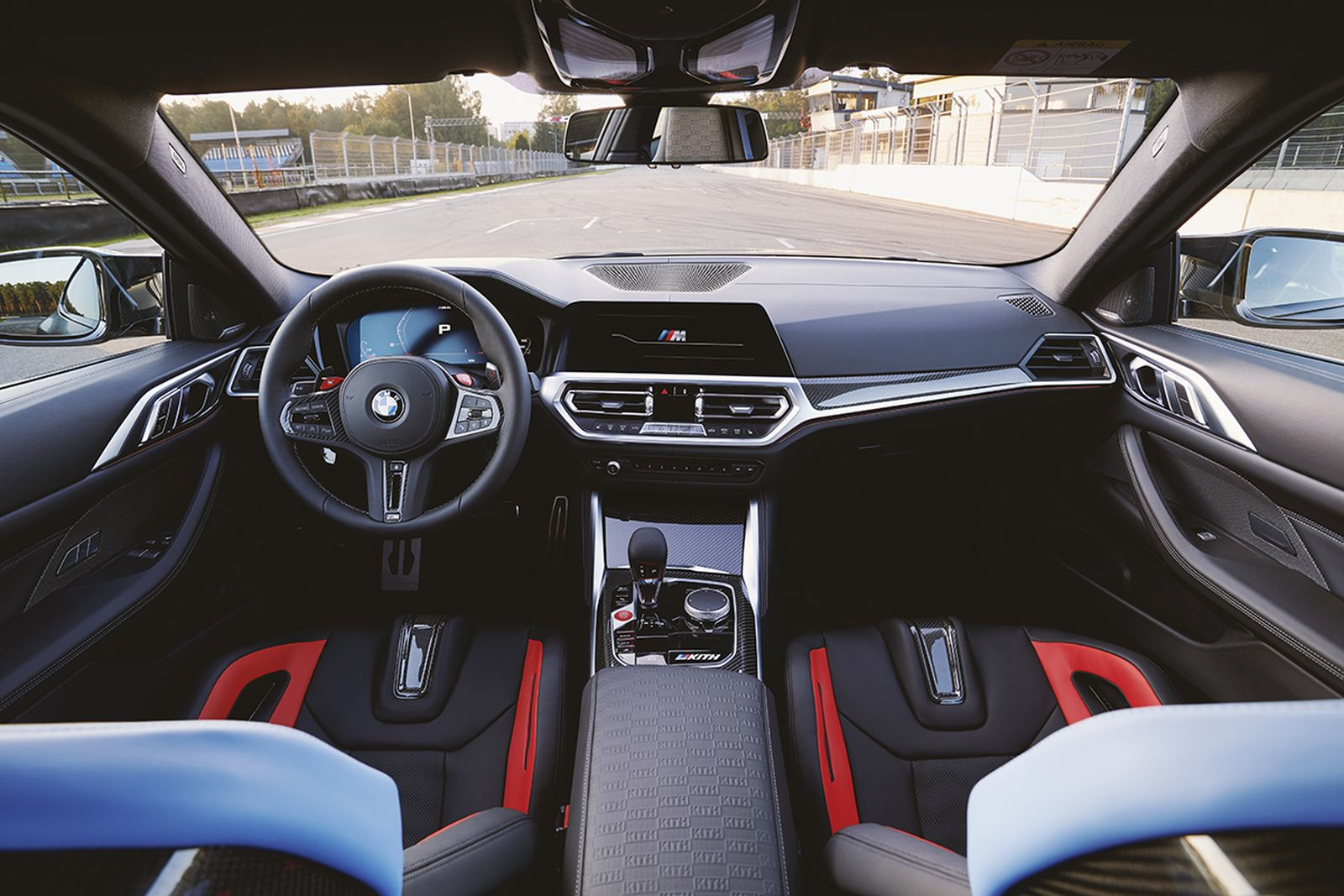 Kith BMW M4 Competition coupe