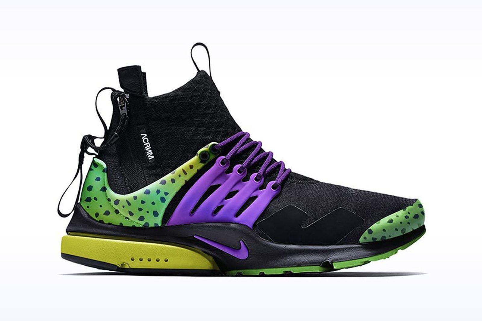 Polar Interprete Florecer  These 'Dragon Ball Z' x Nike Concept Sneakers Are Incredible