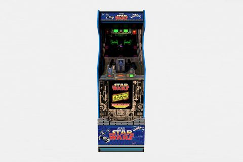 'Star Wars' Arcade Game with Riser