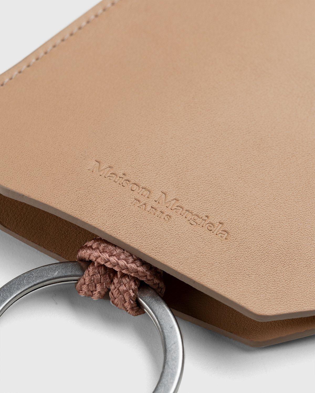 Maison Margiela – Leather Key Ring Sheepskin - Image 4