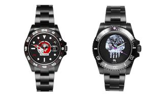 Bamford Watch Department x Dr. Romanelli x King Features: Flash Gordon & The Phantom Watches