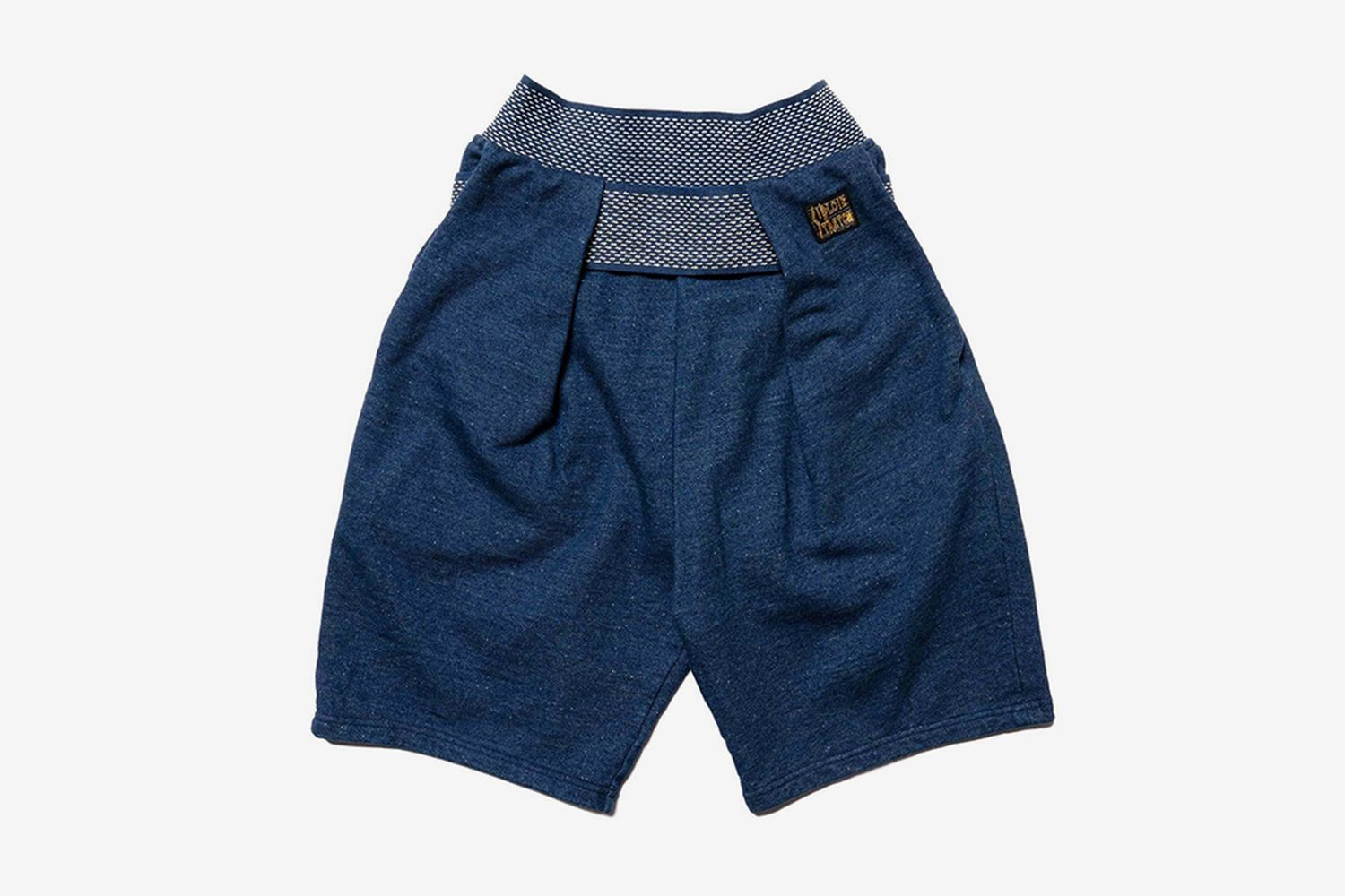 IDG Fleece Knit Shimokita Shorts