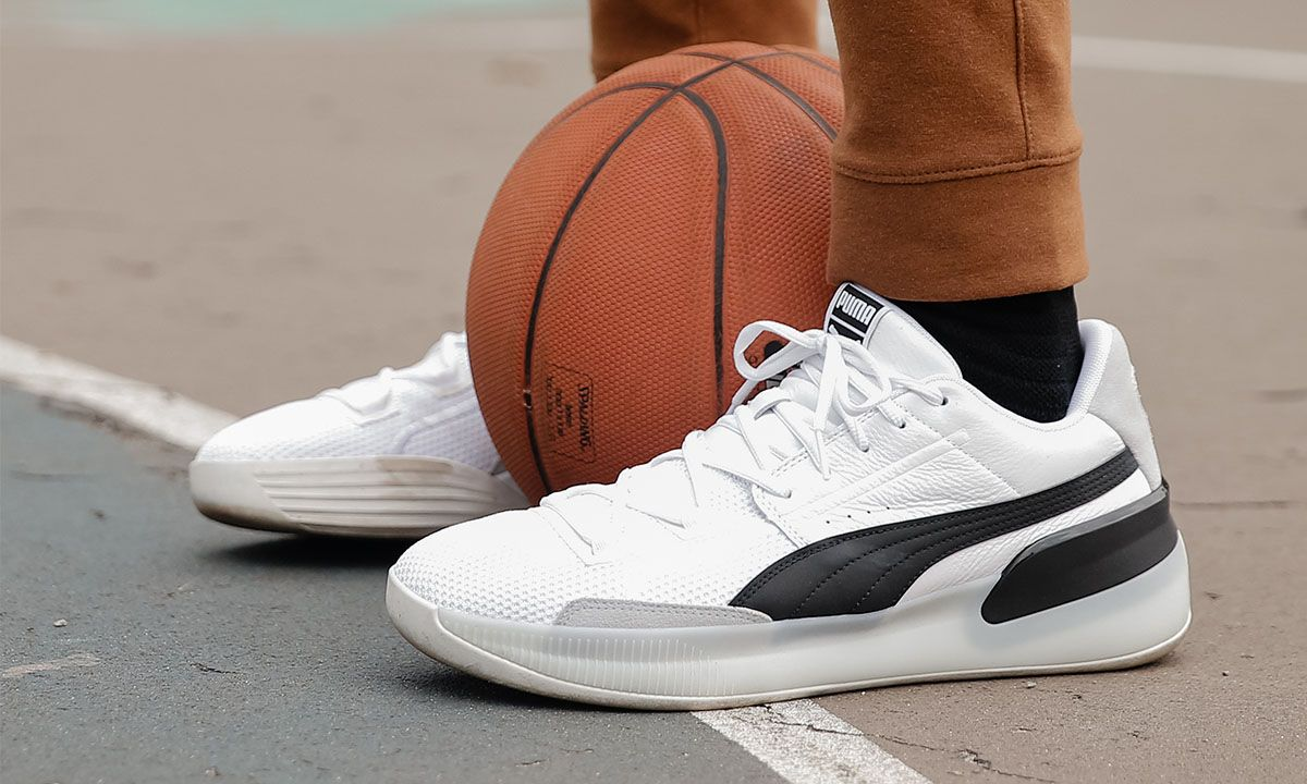 Here's a Closer Look at PUMA's All-New Clyde Hardwood