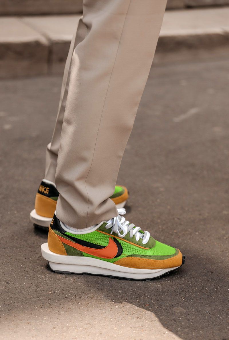 Paris Fashion Week Brought Out the Best in Sneaker Style