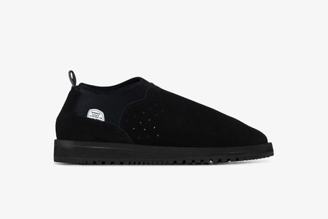 Ron Slip-on Suede Sneakers