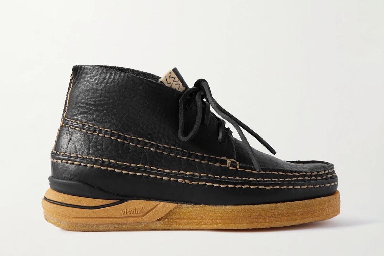 Canoe Moc II-Folk Boots