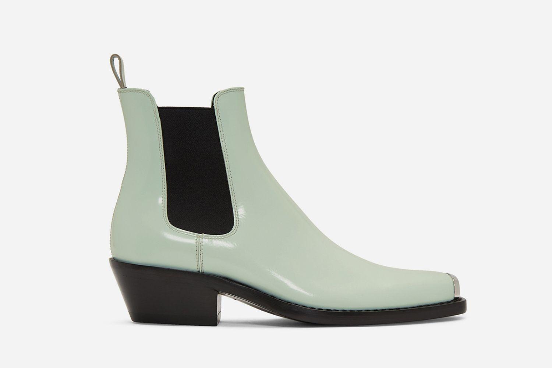 Western Chris Crosta Chelsea Boots