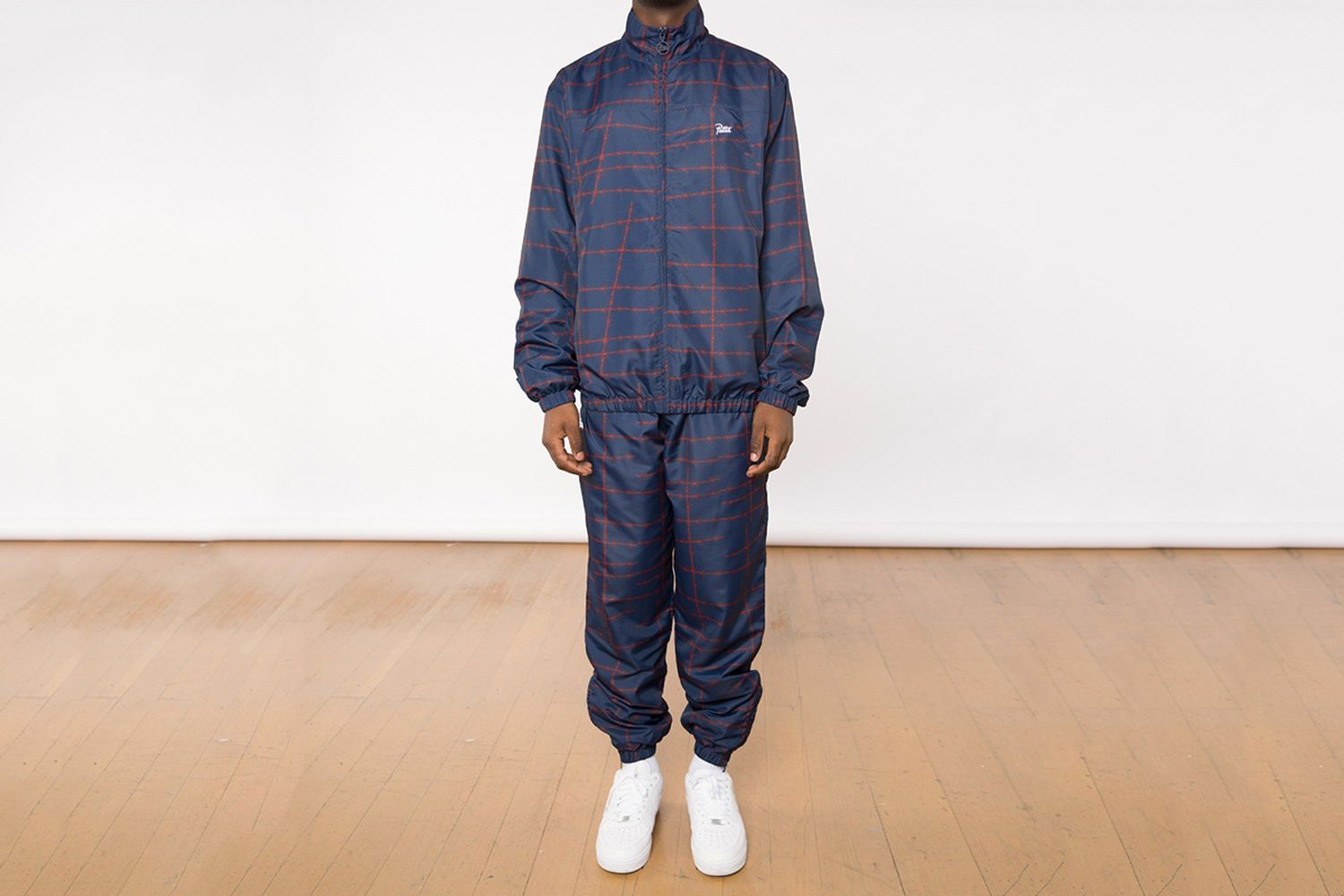 Wire Allover Track Suit