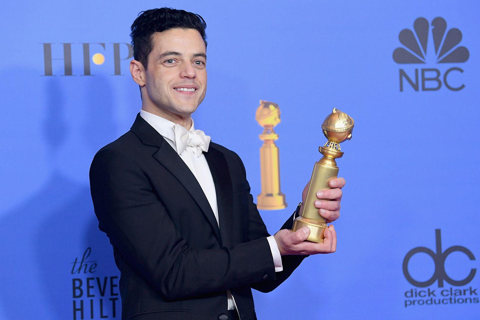 golden globes winners full list Bohemian Rhapsody Green Book