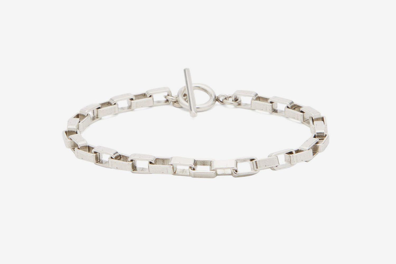 Box-Chain Bracelet