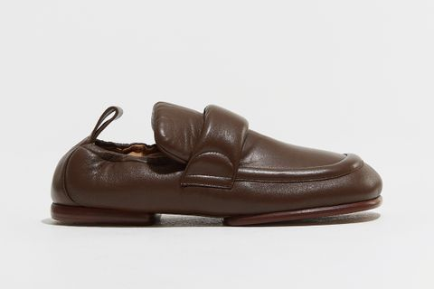 Padded Loafers