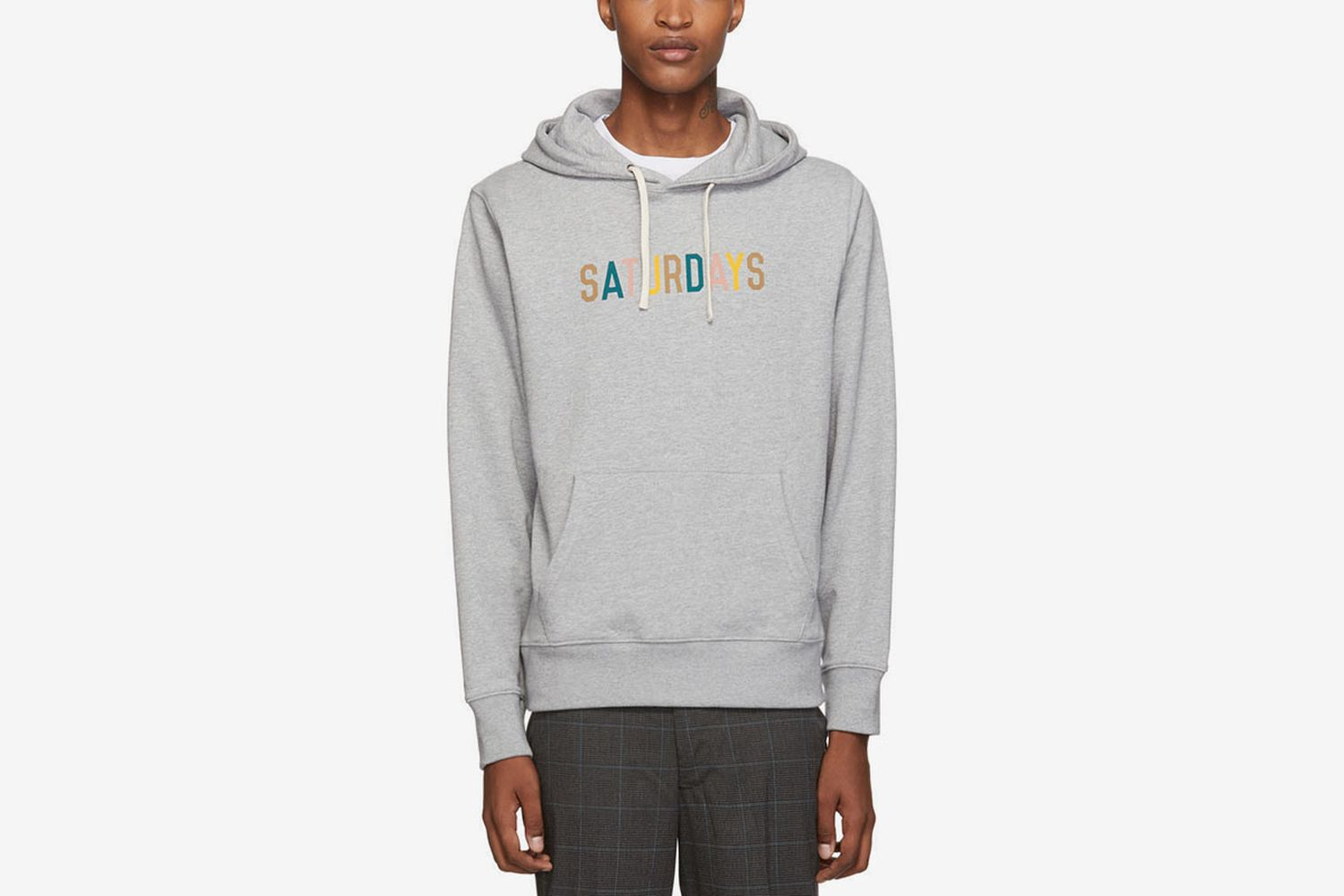 Multicolor Logo Ditch Hoodie